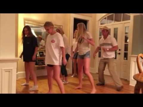 Copperhead Road Texas 2-Step (Part 2) - YouTube