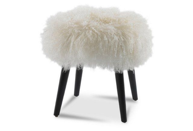 Wilson Ottoman Mongolian Sheep S Wool For The Home