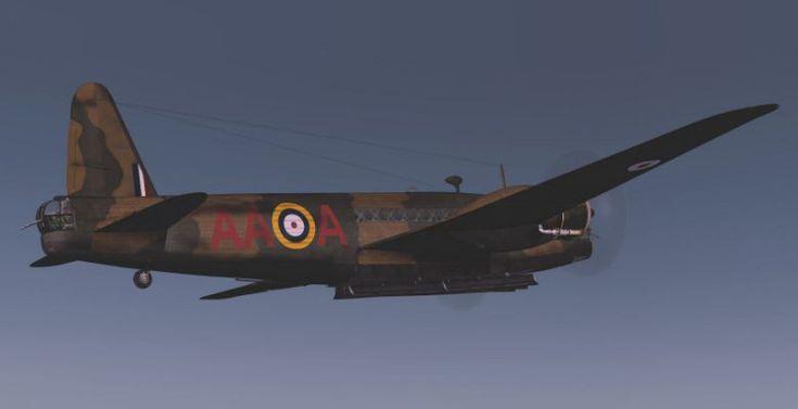 RNZAF Vickers Wellington P9206