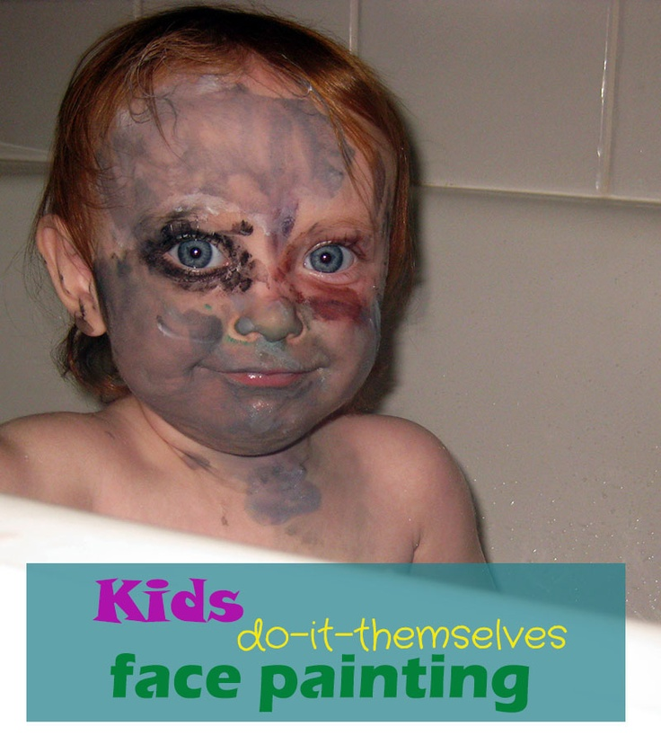 Kid S Craft Face Paint