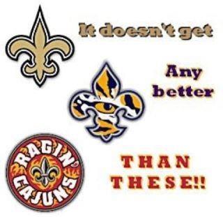 Louisiana Football....oh yeah!!