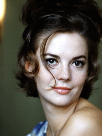 Natalie Wood --My first girl crush.   She was beautiful, vulnerable, glamorous, sexy, neurotic, amazing...