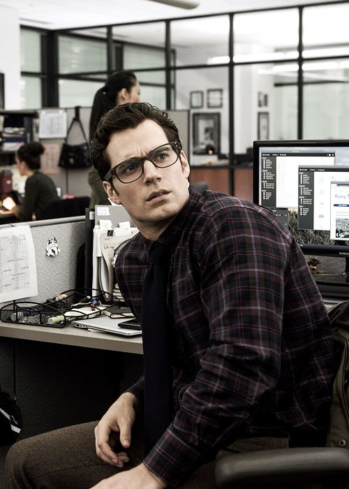 Henry Cavill as Clark Kent in Batman V Superman: Dawn of Justice (2016) via DC FILMS tumblr
