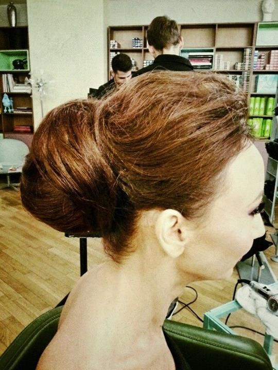 ELEGANT VOLUME Coafura Ana @Beauty District #beautysalon, #beautydistrict, #haircut, #hairstyle, #hair, #haircolor, #longhair, #longhairstyle, #fashion