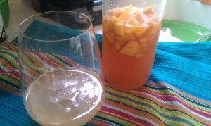 ... Peach Shrub: Larder Cook, Peach Shrub, Gardener Larder, Food, Peaches