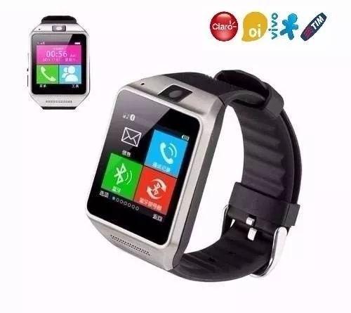 relógio digital com bluetooth parea com celular android
