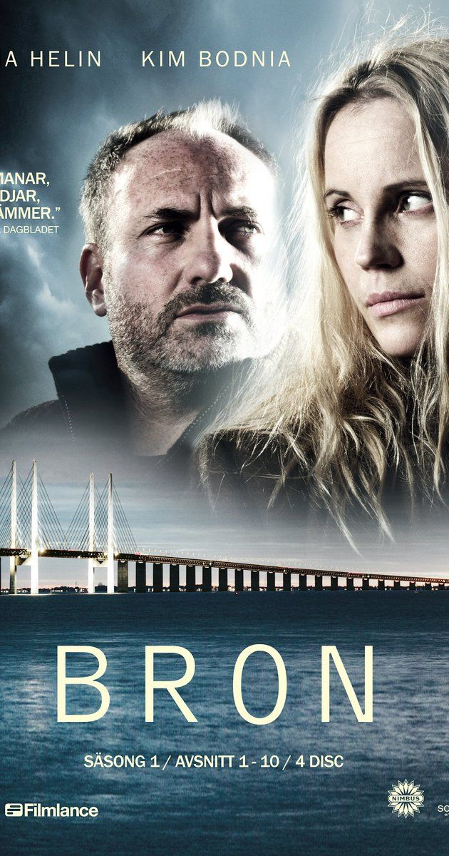 With Sofia Helin, Kim Bodnia, Dag Malmberg, Rafael Pettersson. When a body is found on the bridge between Denmark and Sweden, right on the border, Danish inspector Martin Rohde and Swedish Saga Norén have to share jurisdiction and work together to find the killer.