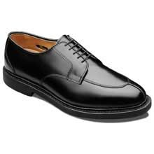 Ashton casual orththodic with rubber sole purchased from Allen Edmonds Factory Seconds store