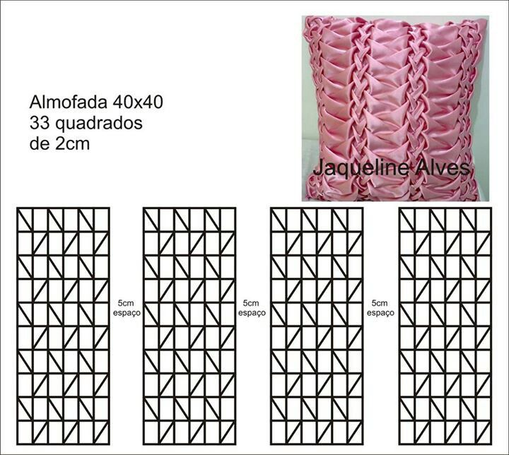 Cuscino Capitone Pillow Pinterest Fabric
