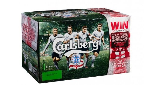 Carlsberg launches 'Fan Squad' campaign and on-pack promotion
