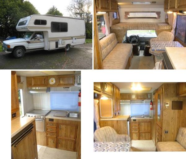1986 Toyota Dolphin RV Remodel - Whats Old is New Again