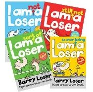 For fans of Wimpy Kid and Mr. Gum - try I Am A Loser for ONLY R249!