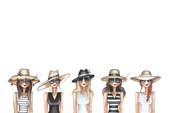 Brittany Fuson Paper | Hats