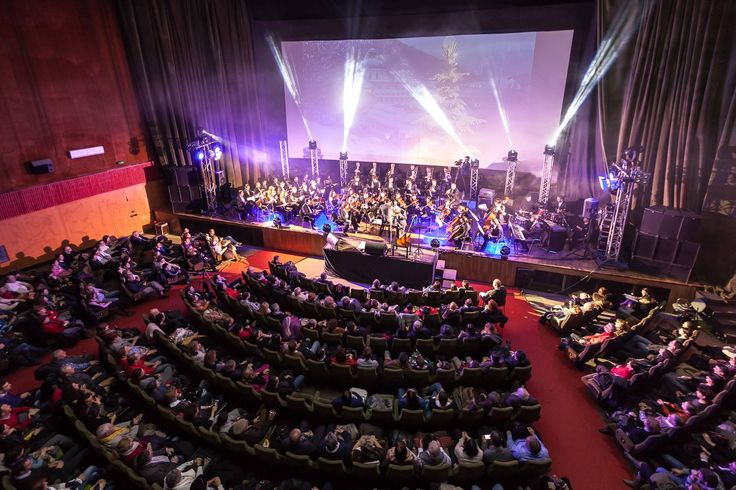 "Bucharest/ Patria Cinema - ""Christmas Journey with Gheorghe Zamfir"""