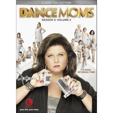 Dance Moms: Season 2, Vol. 2 [3 Discs] : Target