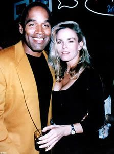 In 2007, actor James Woods revealed that O.J. Simpson allegedly wanted to organize a sexual three-way with him and his late wife Nicole Simpson before her murder. Woods' said he might have gone for Nicole but O.J. was a bit much for him.  According to Hollywood sources, over the years, Woods' has always been pursued (for sex) because of the reported size of his manhood.
