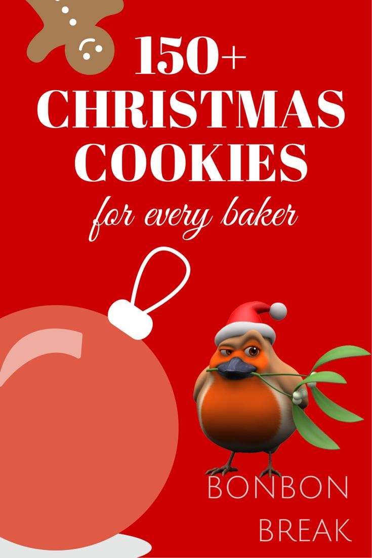 Chocolate cookies, Shortbread cookies, thumbprint cookies, of course, sugar cookies, easy cookies, artsy cookies. We have a huge collection of gorgeous and yummy Christmas cookie recipes for you!
