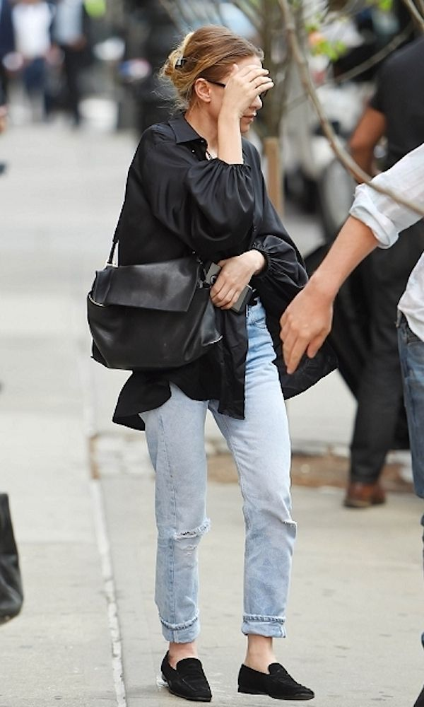 Image result for mary kate and ashley olsen casual style