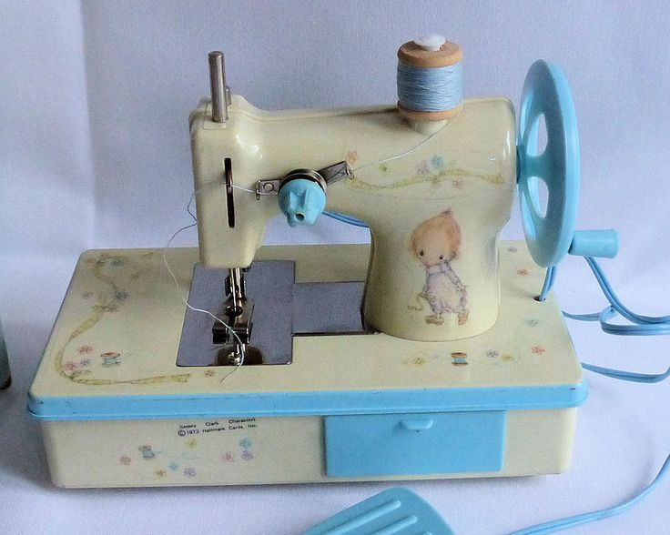 hallmark sewing machine