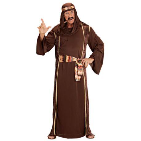 Disfraz de Jeque Arabe en Talla XL