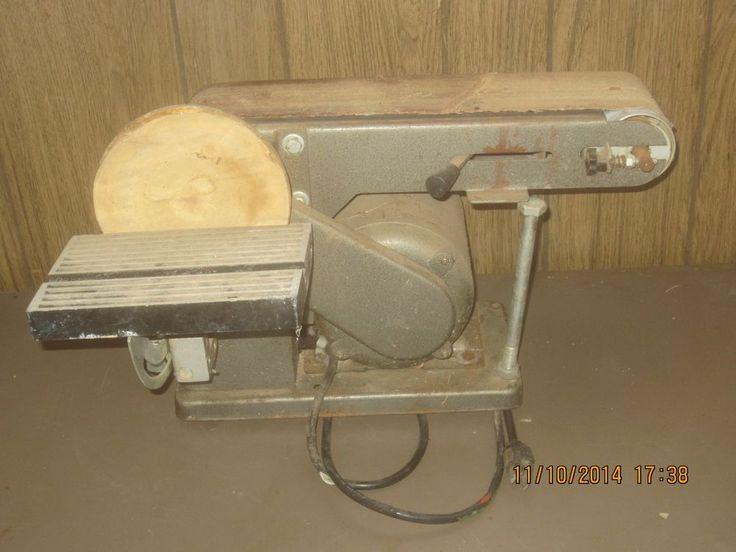 "Ludell 4x6"" Belt Bench  sander"