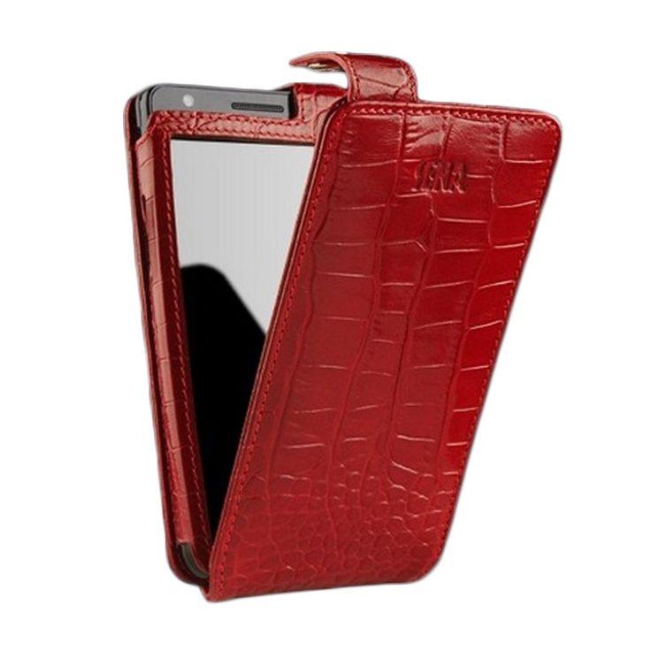 Custodia-Samsung-Galaxy-S2-Sena-Classic-Flip-Rossa