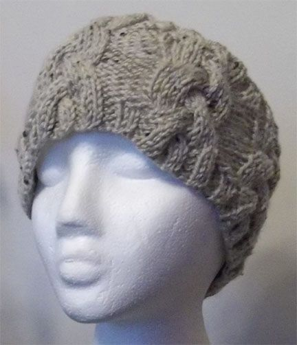 Cable Knit Ear Warmer Pattern : 17 Best images about knitted ear warmer patterns on Pinterest Cable, Knitte...
