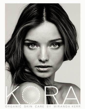 Kora - Kora Organic Skincare by Miranda Kerr....what my favorite person has skincare!!!