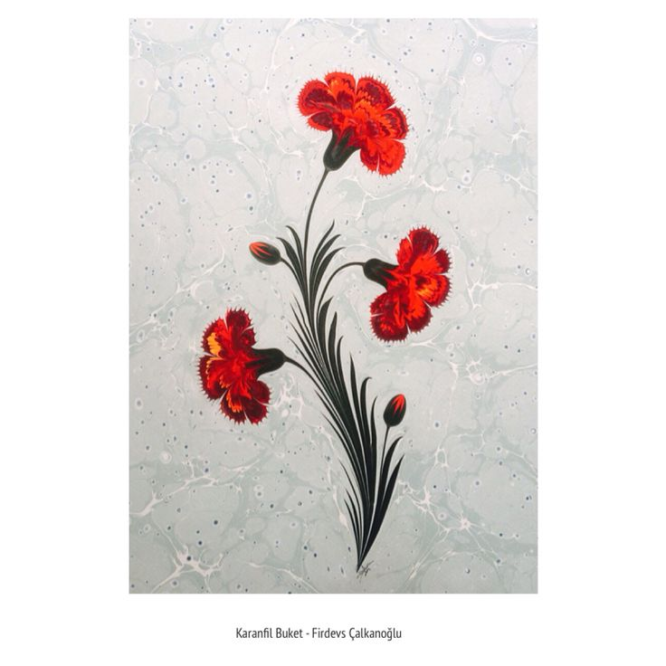 Karanfil Buketi