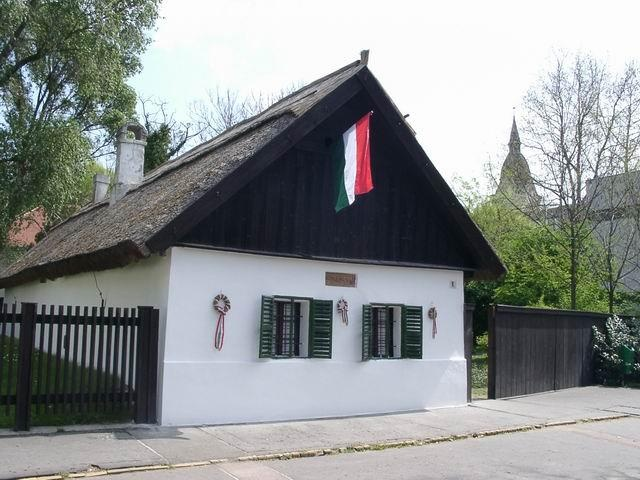 Petofi's birth home