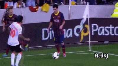 It is just Lionel Messi | Gif Bin Media