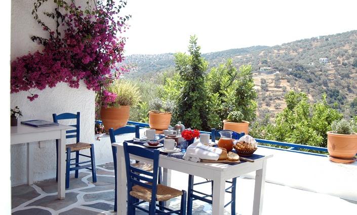Villa Karapolti, Galatas, Greece.