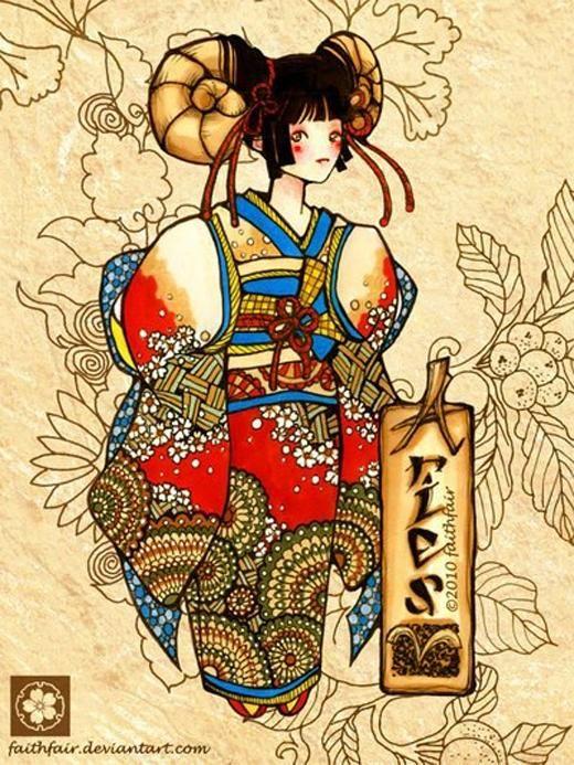стоит японские картинки зодиака приглашаем вас