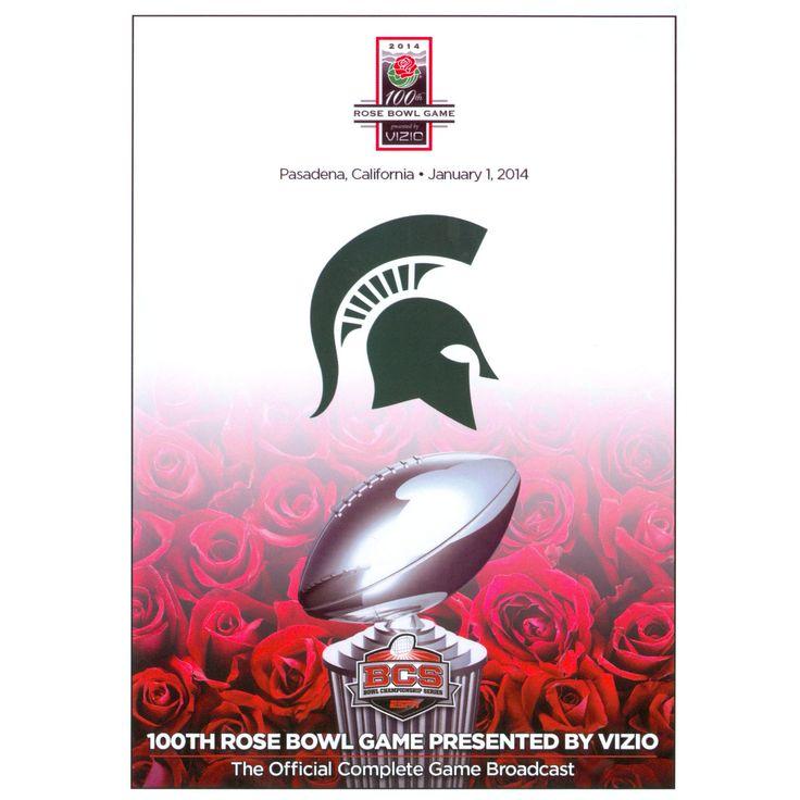 2014 rose bowl game (Dvd)