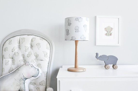Lamp Shade Childrens Lamps, White Childrens Lampshade