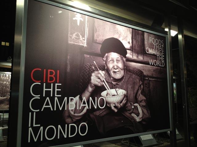 Foods that change the world - Torino