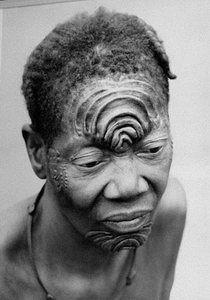 African Body Modification – Body Art Scarification - Tattoo