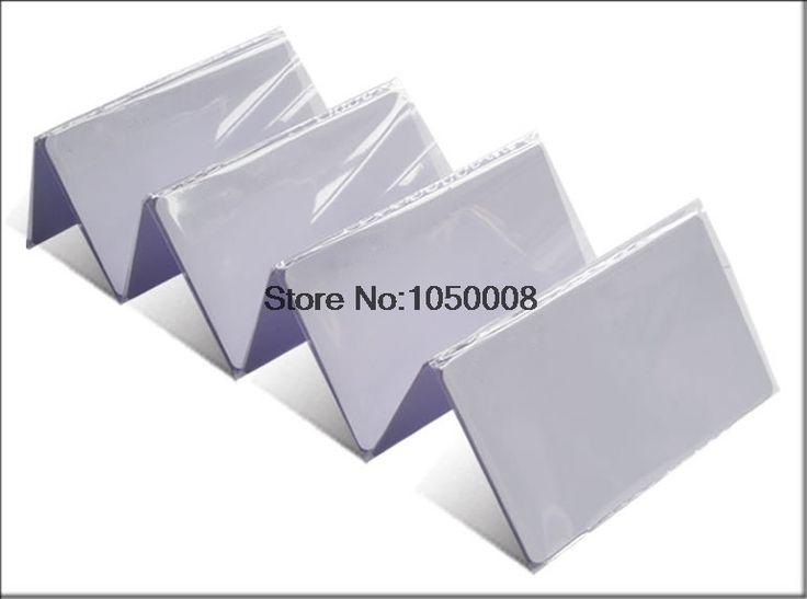20 шт. ISO14443A Карты RFID NFC Смарт-Тегов 1 К NTAG215 Чип Белая Карта для Всех NFC устройств