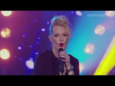 Tijana Dapčević - To The Sky (F.Y.R. Macedonia)  All 38 songs available on the official album http://www.amazon.co.uk/Eurovision-Song-Contest-2014-Copenhagen/dp/B00IU5ACXW/ref=sr_1_1?s=music&ie=UTF8&qid=1396611653&sr=1-1&keywords=eurovision+2014