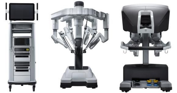 For Intuitive Surgical's New Robot, The World Just Got a Whole Lot Bigger