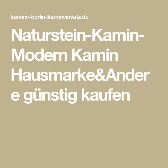 Naturstein-Kamin-Modern Kamin Hausmarke&Andere günstig kaufen