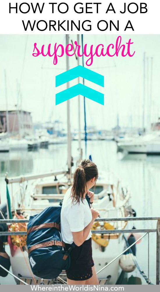 Guide to Becoming a Yacht Stewardess Working on Superyachts