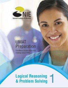 Book 1 : UMAT Logical Reasoning and Problem Solving
