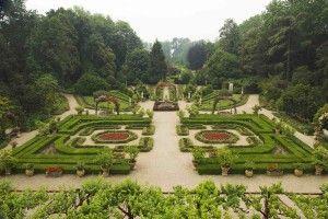 Parterre giardino. Villa Pisani Bolognesi Scalabrin (Vescovana - Padova) Italy  #Garden #giardinaggio #giardini #VillaPisaniBolognesiScalabrin #Tulipani #flower