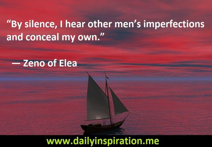 Inspirational zeno of elea quotes - daily inspiration