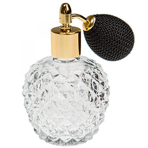 Qualitäts Zerstäuber für Parfüm 50ml - ROYAL Parfümzerstäuber mit Ballpumpe - Made im Germany Cleveroo-Parfümzerstäuber http://www.amazon.de/dp/B010G863WE/ref=cm_sw_r_pi_dp_RIoWvb1NZAHKK