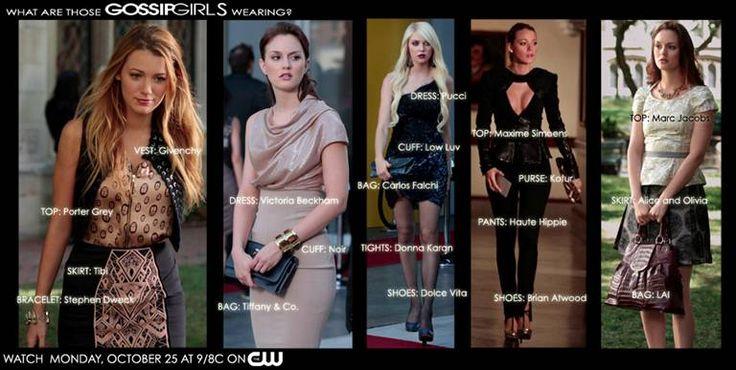 gossip girl season 4   Gossip Girl Fashion Guide for Season 4 Episode 6 'Easy J'   Small ...