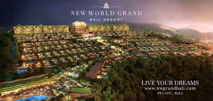 New World Grand Bali Resort
