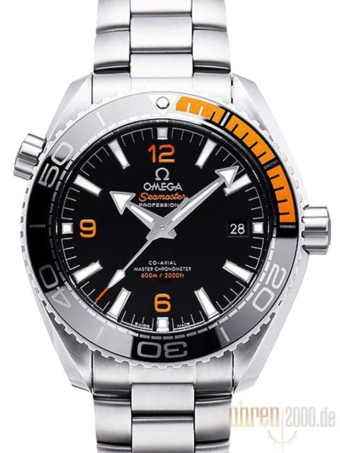 Omega Seamaster Planet Ocean 600m Master Chronometer 43.5 mm 215.30.44.21.01.002