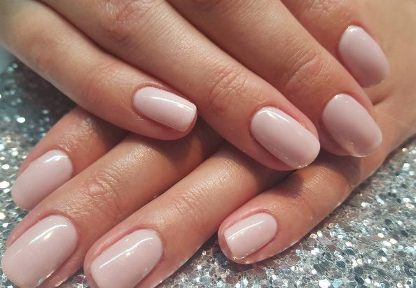 Artistic Colour Gloss In Bloom Available At Louella Belle #ArtisticNailDesign #ArtisticColourGloss #PinkNails #Pink #GelPolish #LouellaBelle